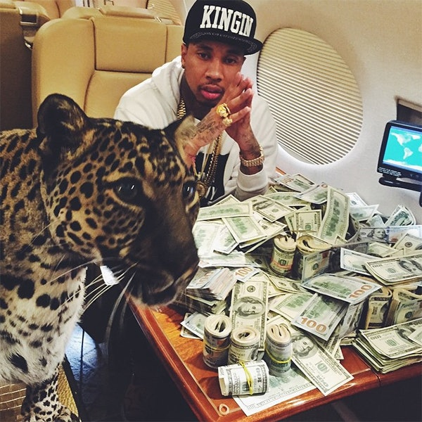 Tyga Is The Rich Kid Who Wanted To Be A Rapper And It