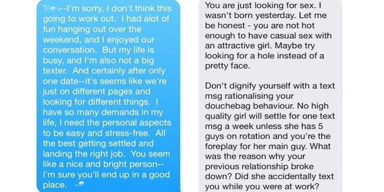 text a guy after a hookup Smosh-pit blogger jessica poter reveals what guys really mean when they are texting you where is that guy it's been a while since you guys hooked up.