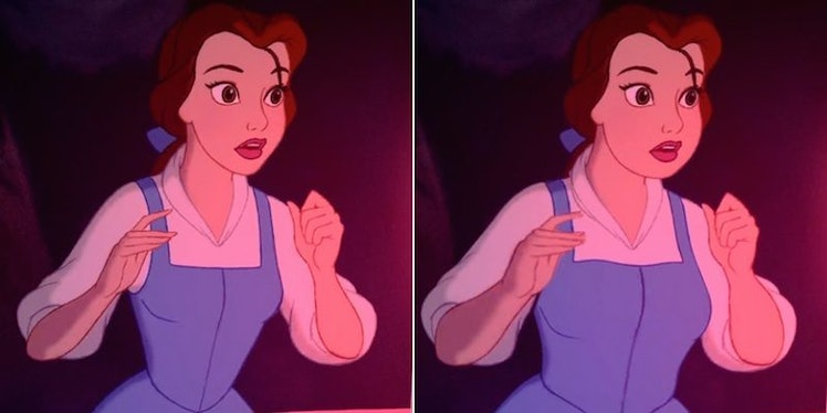 disney princesses with realistic body sizes are just