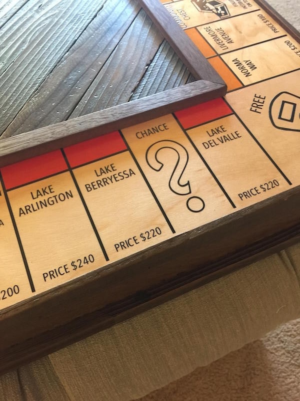 Guys custom monopoly proposal seriously romantic