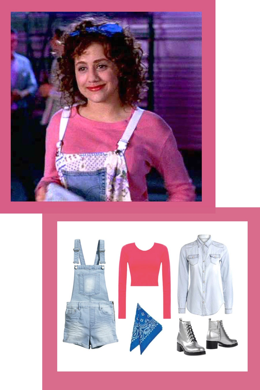 Be Your Fav 90s Character For Halloween Using The Clothes You ...