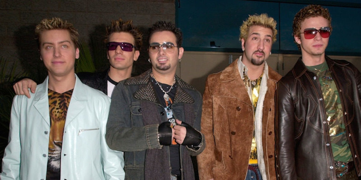 a life without nsync Then you need to learn how to simultaneously sing and dance without nsync music video you've probably never seen life) it's the 20th anniversary of nsync.