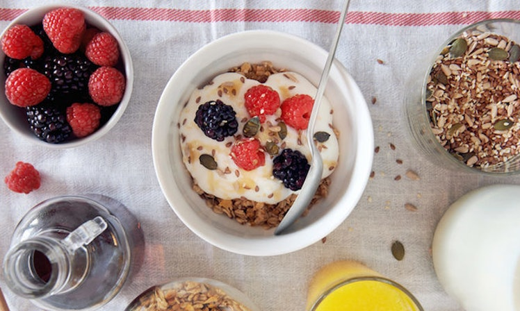 9 quick breakfast recipes for when you cant get out of bed on time ccuart Choice Image