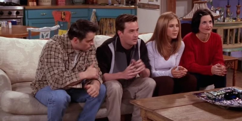 Friends Cast Dating Each Other In Real Life