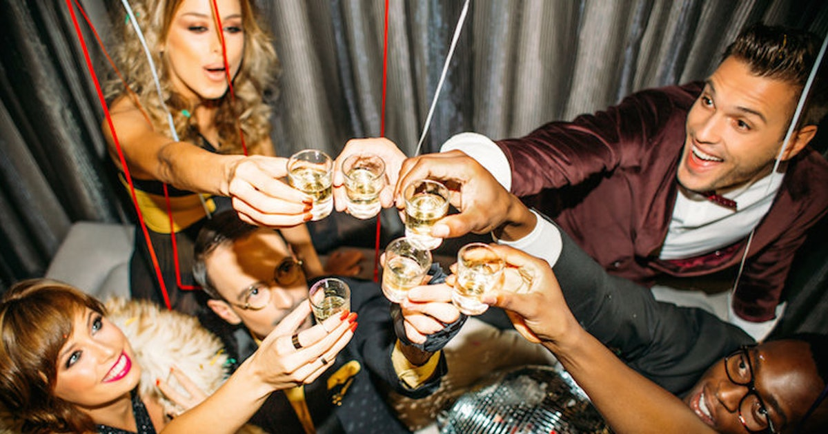 5 Things You Need To Throw The Booziest Classiest