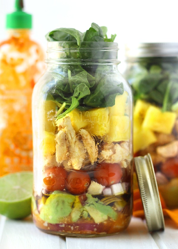 20 healthy mason jar lunches you can bring to work in the new year 20 healthy mason jar lunches you can bring to work in the new year photos forumfinder Gallery