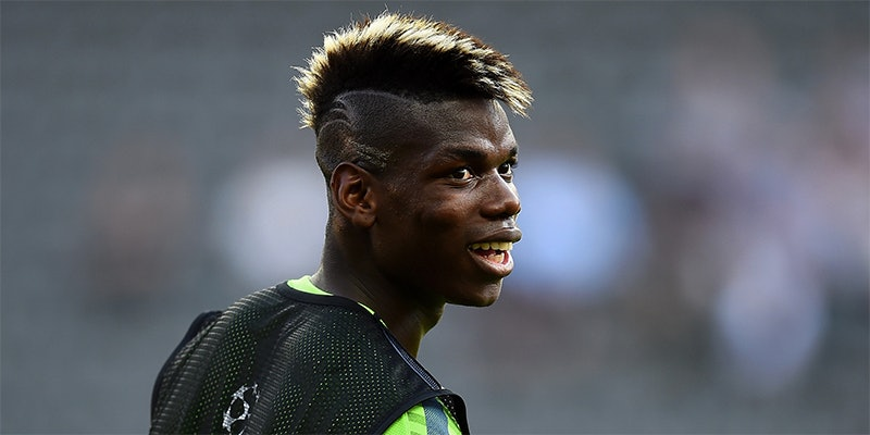 13 Soccer Players With The Freshest Haircuts In Game