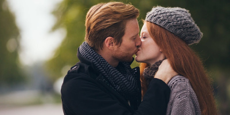 Redhead men dating black women