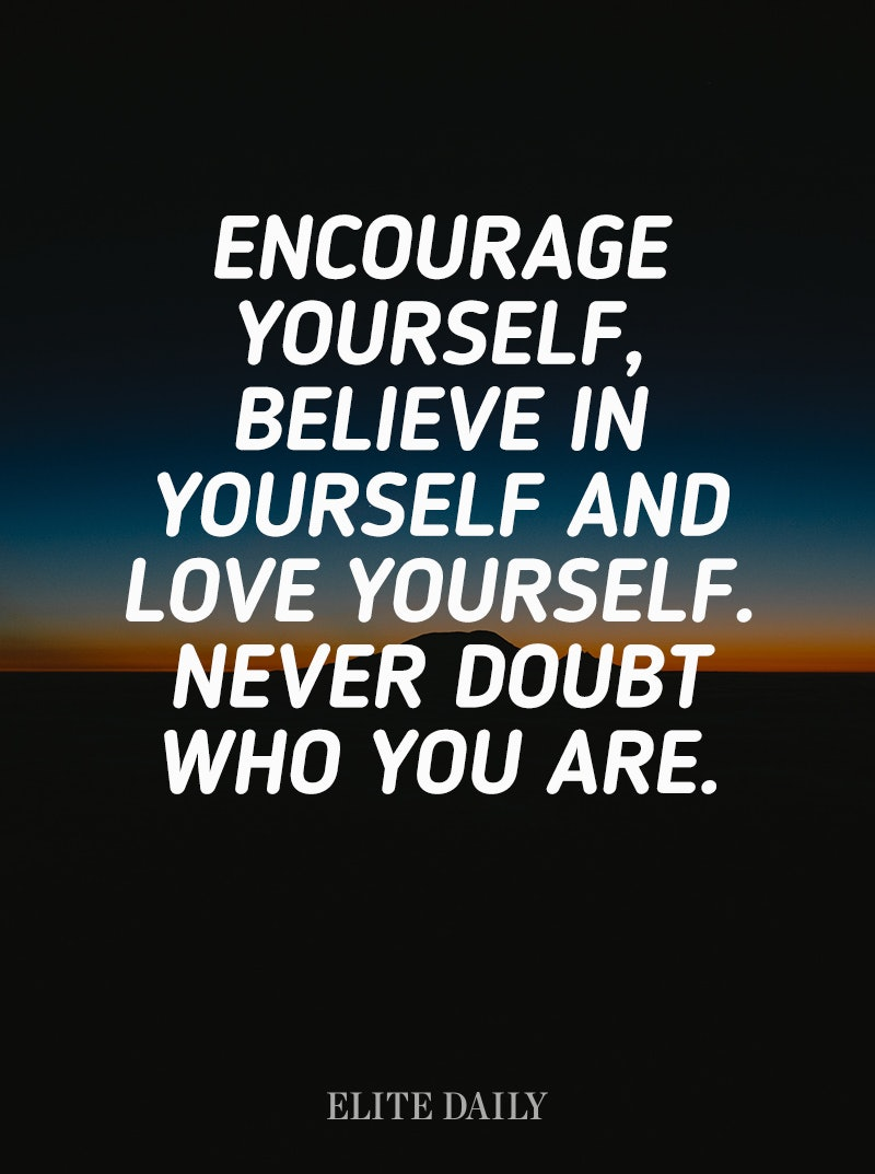 Loving Yourself Quote 19 Valentine's Day Quotes To Remind You To Love Yourself