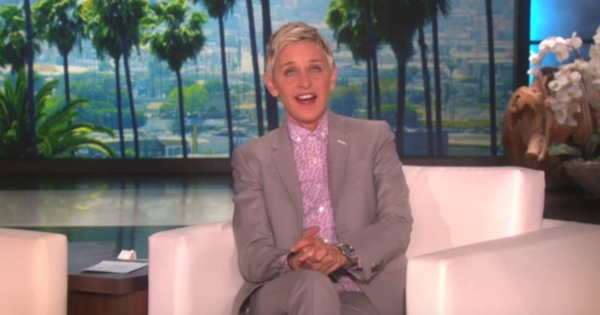 ellen degeneres has some words for americans who want to move to canada. Black Bedroom Furniture Sets. Home Design Ideas