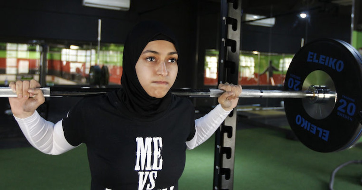 Meet The 5 Hijabi Women Who Are Breaking Barriers In Sports