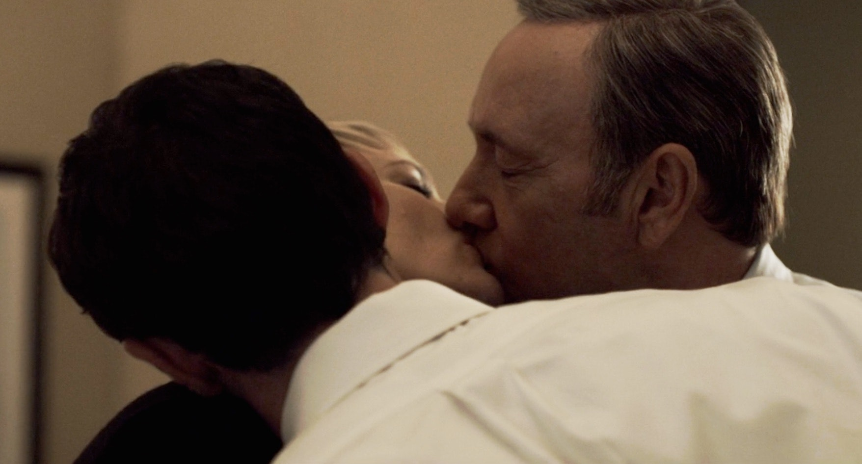 Robin wright sex scene in house of cards xhamster free