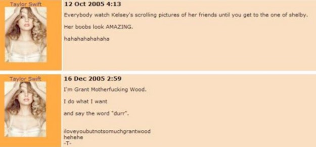 Myspace comments boobs