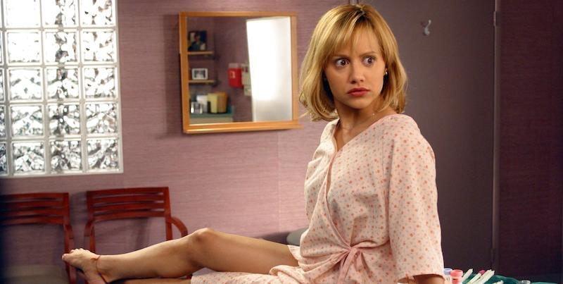 Gynecologist broke my virginity