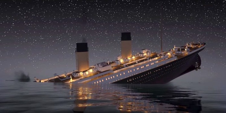 a research on the sinking of the titanic Titanic: teaching ideas and resources  in time to create their very own newspaper page filled with facts about the sinking of the titanic in  • research .