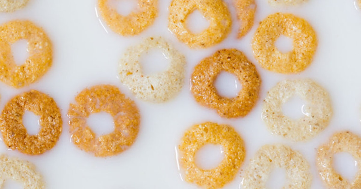 Gluten-Free Pumpkin Spice Cheerios Are A Thing, And We ...