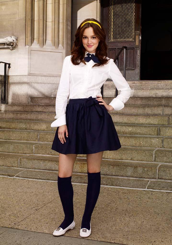 Gossip Girl Blair Waldorf Lingerie