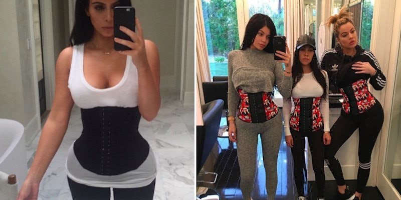 How do waist trainers work