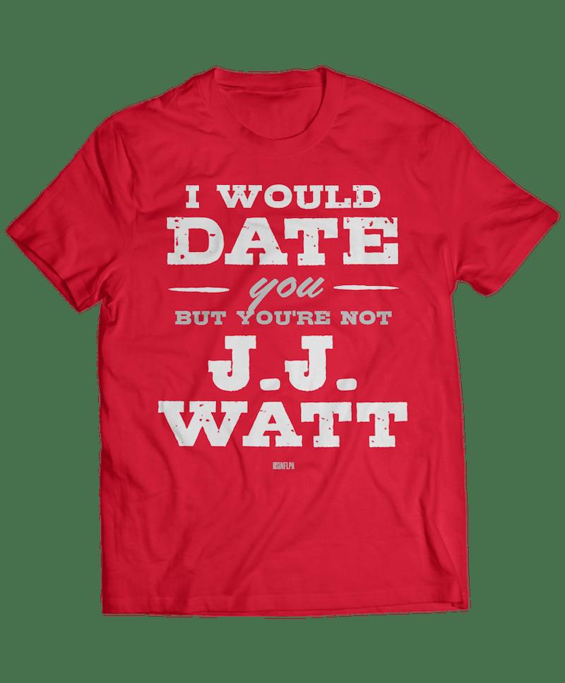jj watt shirts