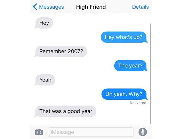 That's The Weed Talking: 10 Signs Your Friend Is Texting You While High