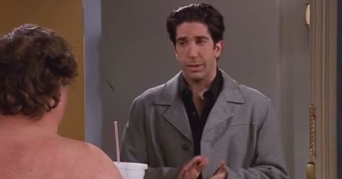 Heres What The Ugly Naked Guy From Friends Really Looks