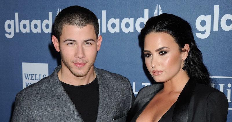 Who Is Demi Lovato Dating Nick Jonas