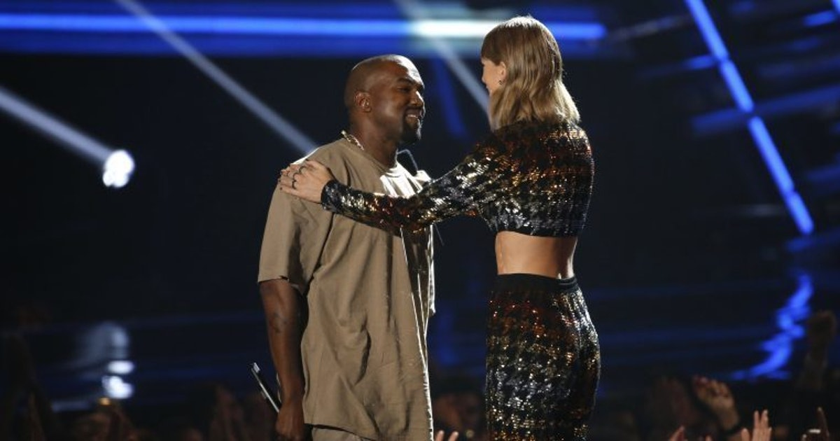 Taylor Swifts Fans Got Furious Over Kim Kardashian For