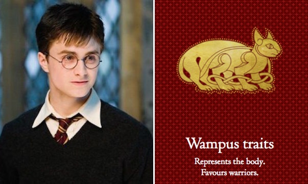 We Sorted 'Harry Potter' Characters Into The New American