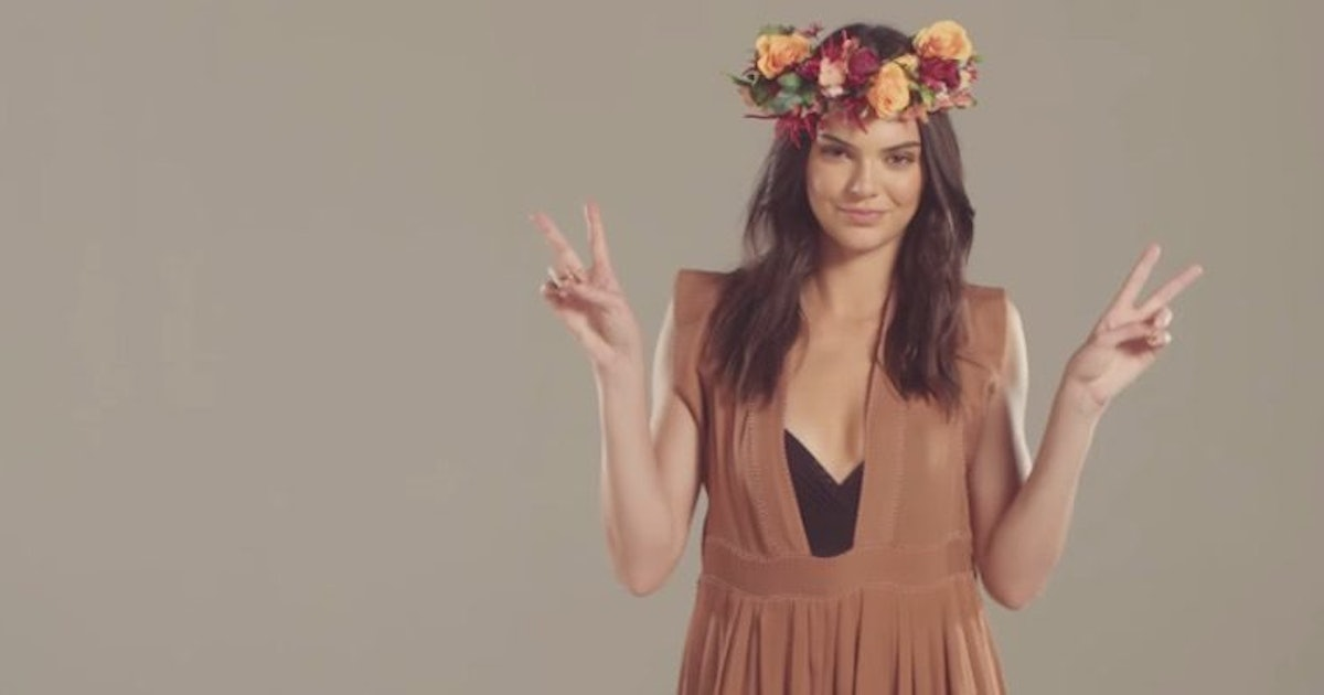 stunning kendall jenner iconic outfits 8