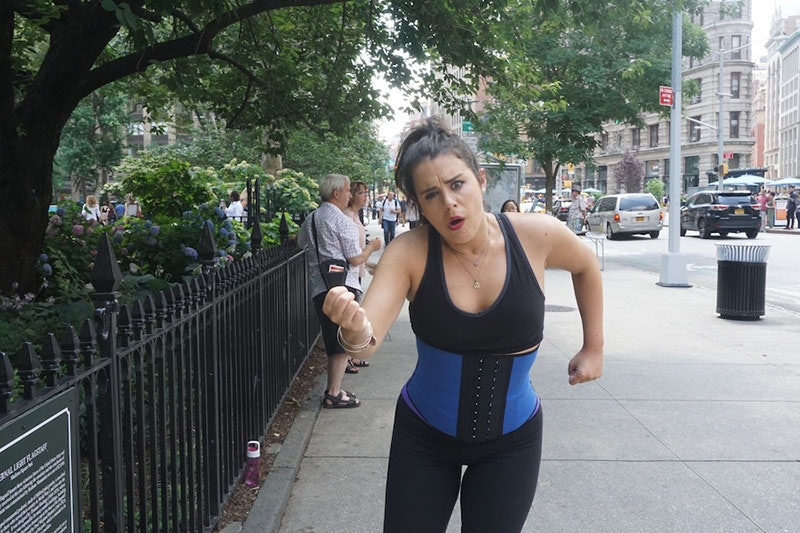 bb161f936d I Wore Kim Kardashian s Waist Trainer For 30 Days And I ll Never Be The Same