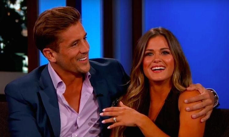 Jordan Rodgers Did The Cutest Thing To See JoJo Before
