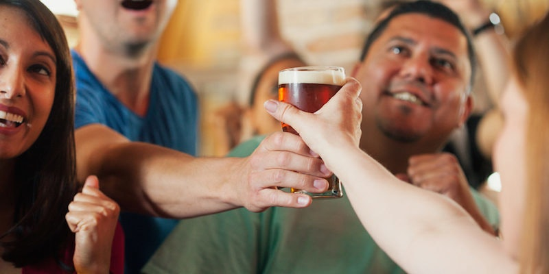 Intricacies of dating a bartender