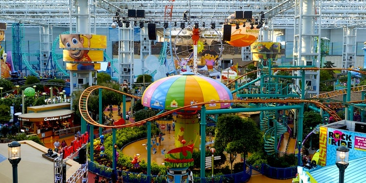 This New Nickelodeon Theme Park Will Open In 2018