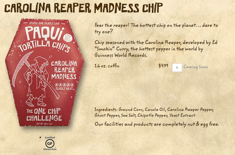 Hottest Chip In The World Has One Chip Is In Each Package