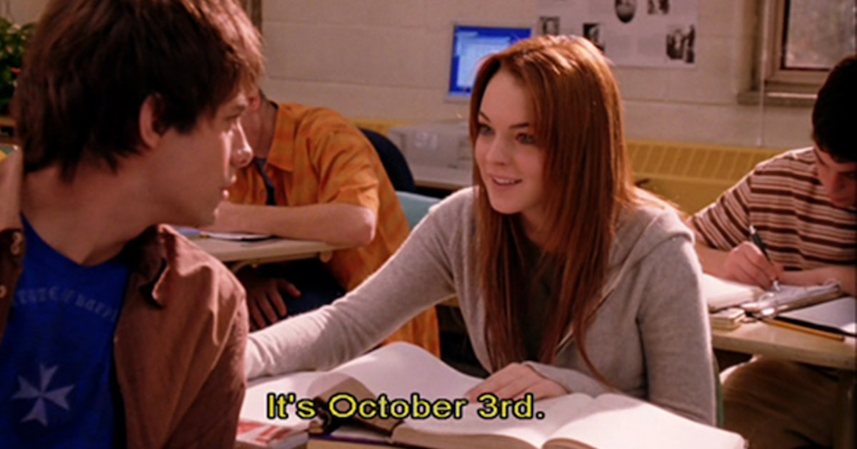 17 Iconic Lines You Need To Be Quoting On 'Mean Girls' Day