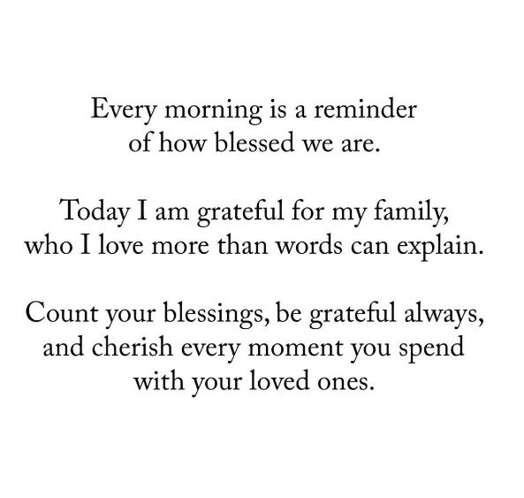 Hold Your Loved Ones Close Today Ssmatters