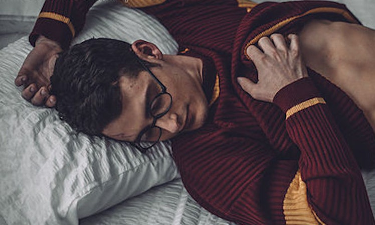 Elite Auto Credit >> This 'Harry Potter' Shoot Will Make You Want To Slytherin Bed With The Model