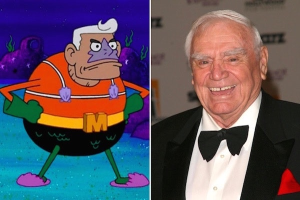 This Is What The Characters From Spongebob Look Like Irl