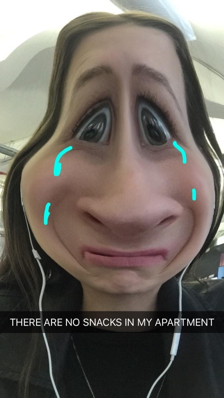 Snapchat hookup thread