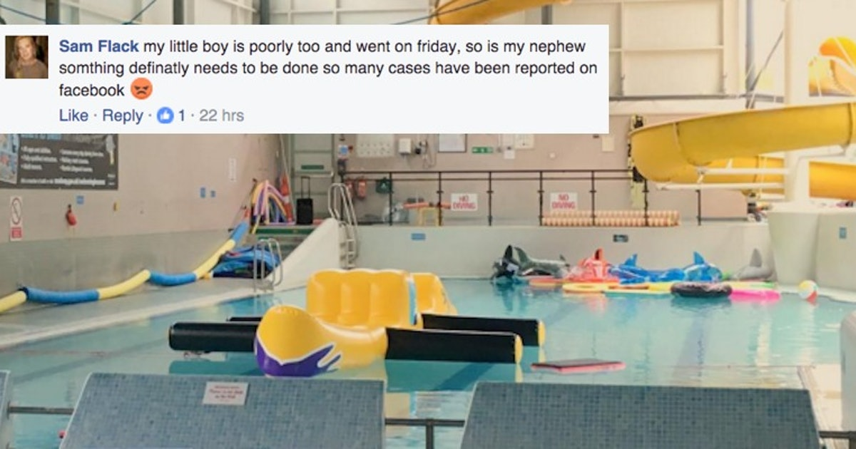Splashes Leisure Pool In Kent Closed After 80 Kids Fell Sick