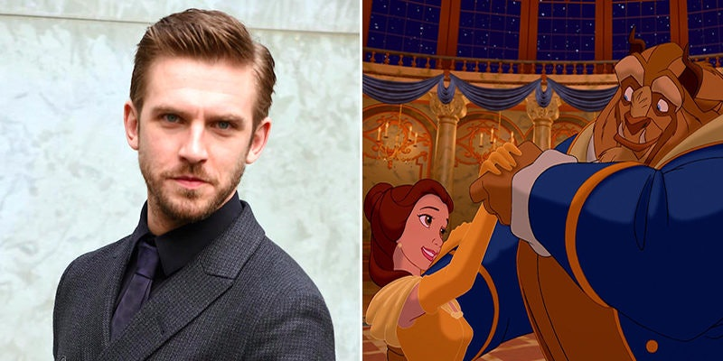 Dan Stevens From Beauty And The Beast Is Hot
