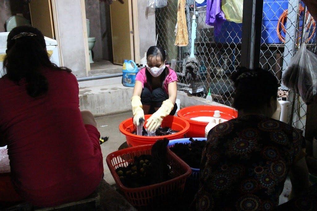 Vietnams hair extension industry untangled pmusecretfo Gallery
