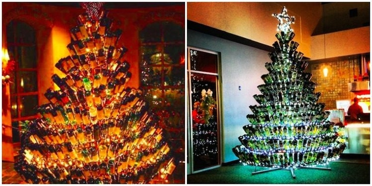 What Are Christmas Trees Made Of