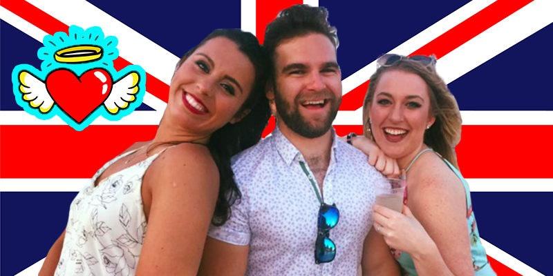 American Girl Dating A British Guy