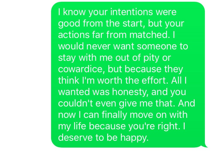 why am i still angry at my ex