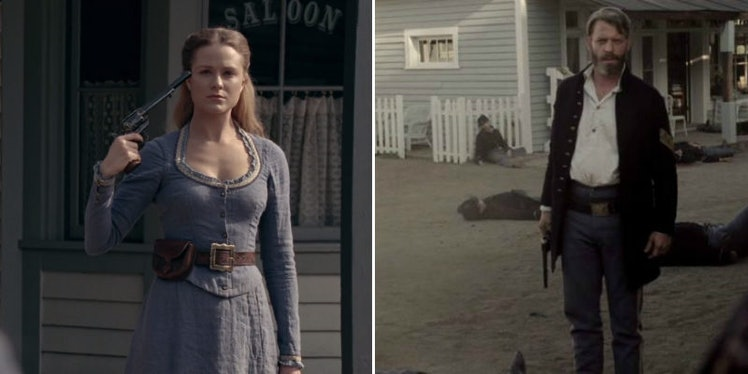 westworld theory connects dolores to wyatt