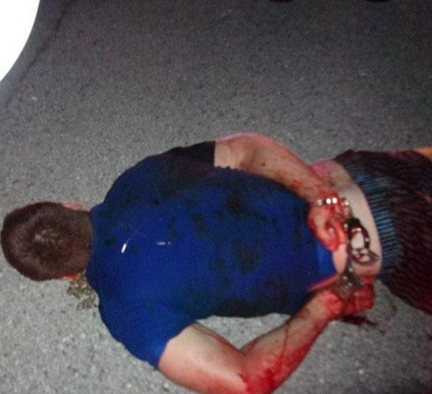 Photos Show FSU Austin Harrouff 'Cannibal' After Florida Killing