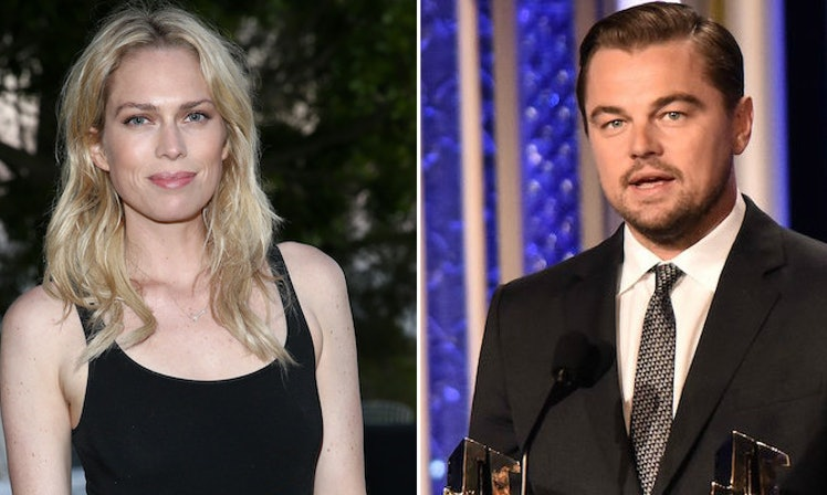 Leonardo DiCaprio Called Out By Gigi Hadid's Stepsister