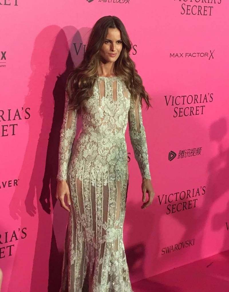 c598bb9236 Kendall Jenner At Victoria s Secret Fashion Show After Party Pink Carpet