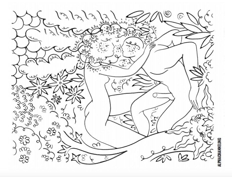 Pornhub S Sex Coloring Book Is As Graphic As You D Think